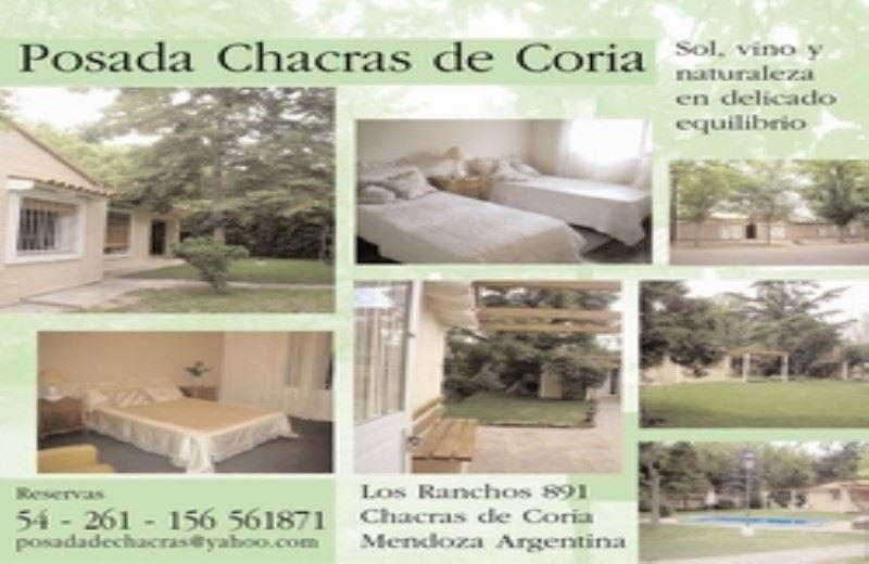 Posada Chacras De Coria