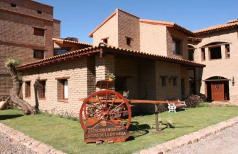 La Casa De La Bodega
