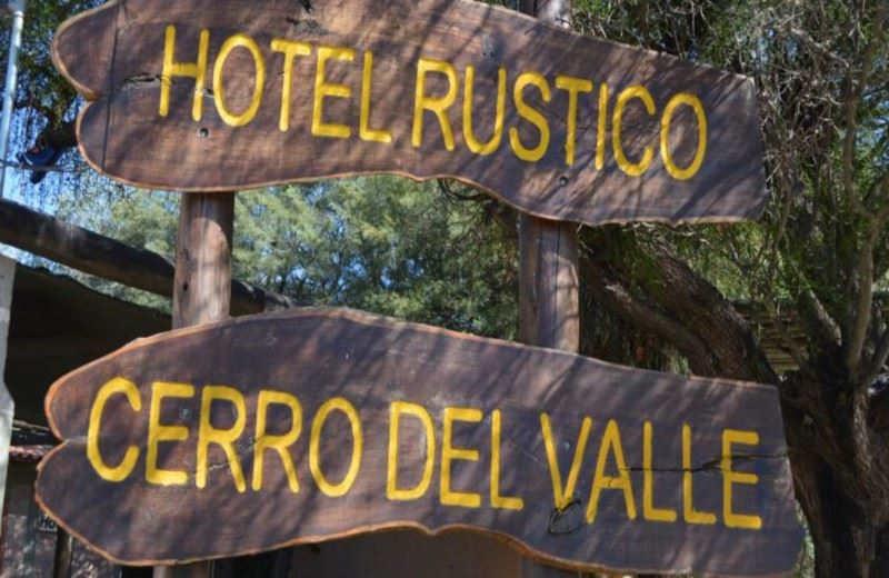 Cerro Del Valle Hotel Rustico