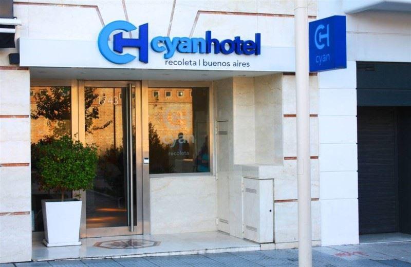 Cyan Hotel Recoleta