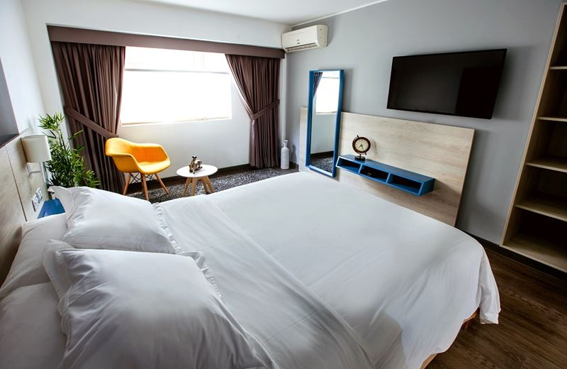 Daniels Apart Hotel