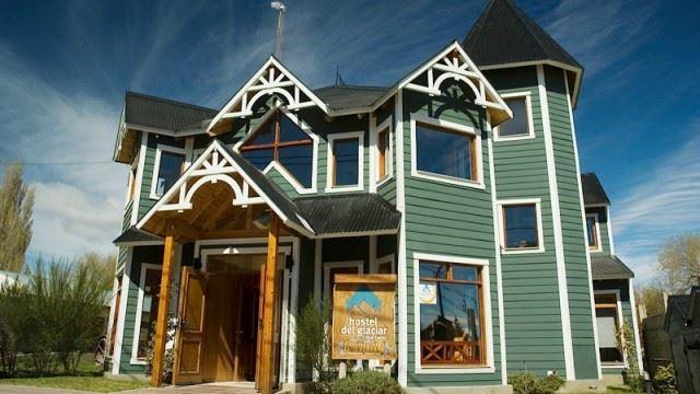 Del Glaciar Hostel & Suites Libertador