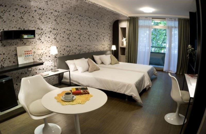 Hotels esplendor palermo hollywood 4 stars for Design hotel palermo