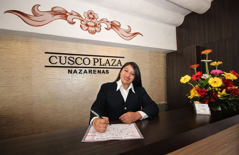 Hotel Cusco Plaza Nazarenas