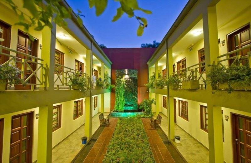 hotel hotel jardin de iguazu 3 estrellas tangol