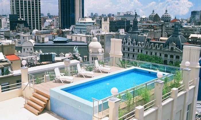 Hotel Nh Buenos Aires City
