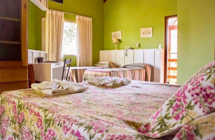 Hotel Pousada Águas De Bonito