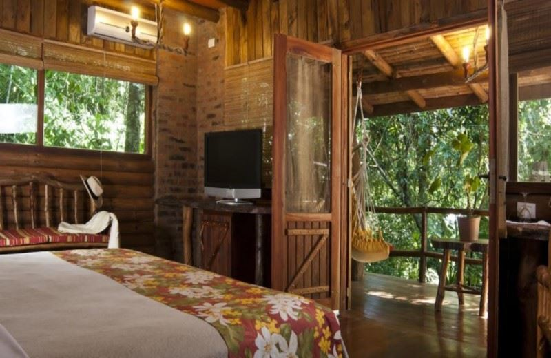 LA ALDEA DE LA SELVA LODGE Y SPA