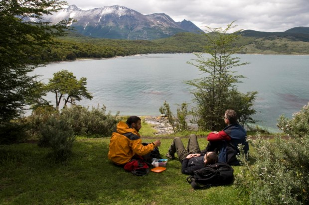 How To Get To Tierra Del Fuego National Park From Ushuaia?