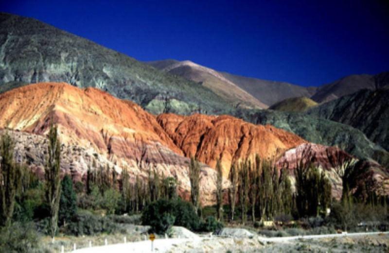 Noroeste Argentino Con San Pedro De Atacama En Chile
