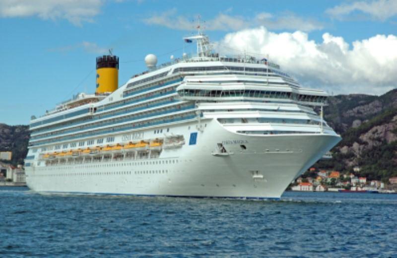 Costa Cruceros Rio I, Ii - Barco Costa Magico