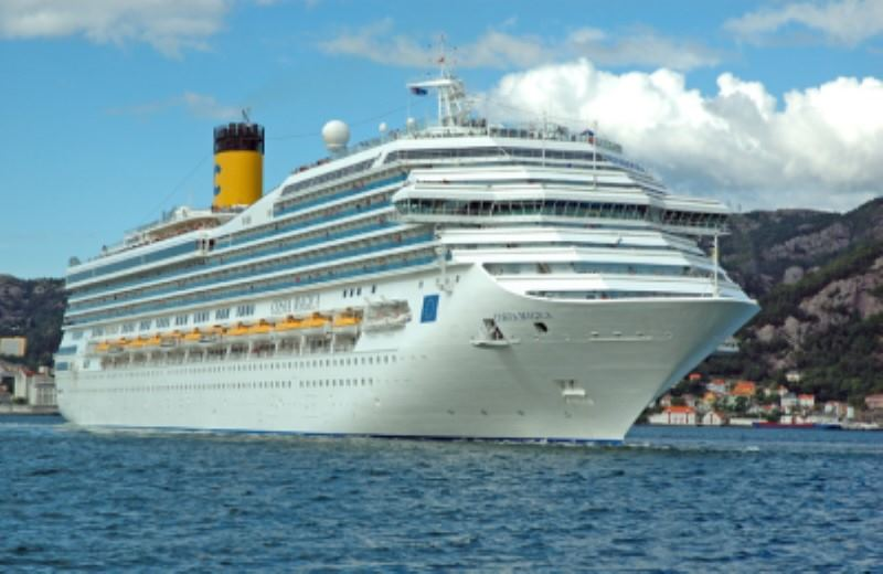 Costa Cruceros Rio I, Ii - Barco Costa Magica