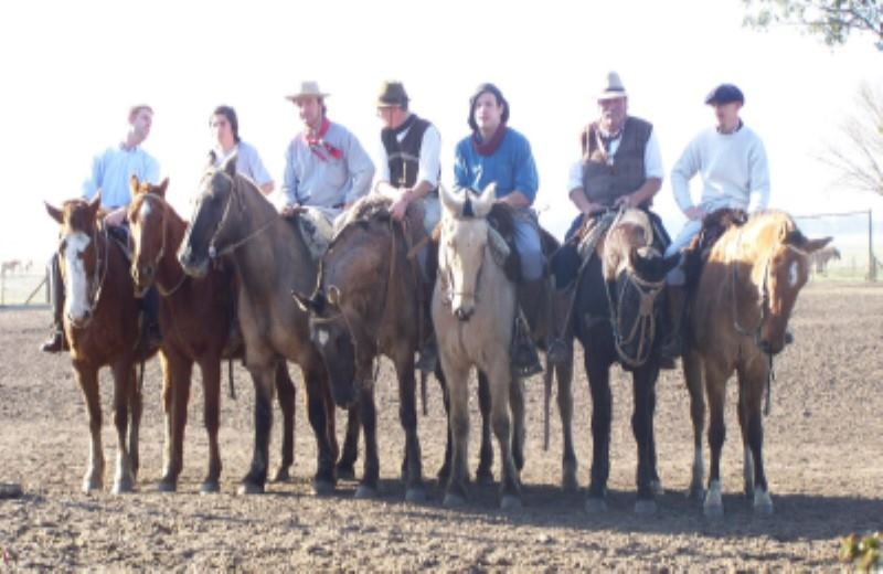 Gaucho Party Santa Susana Ranch
