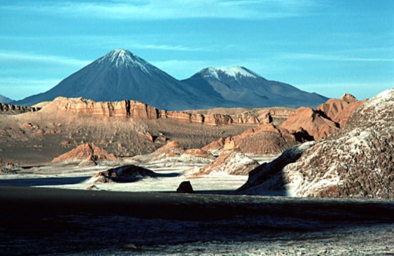 Salar De Atacama Y Toconao