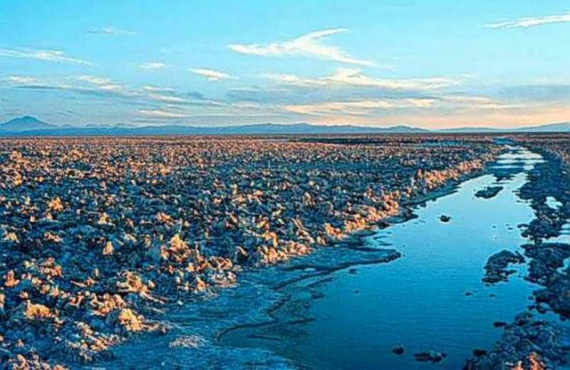 Atacama Salt Flat Tour