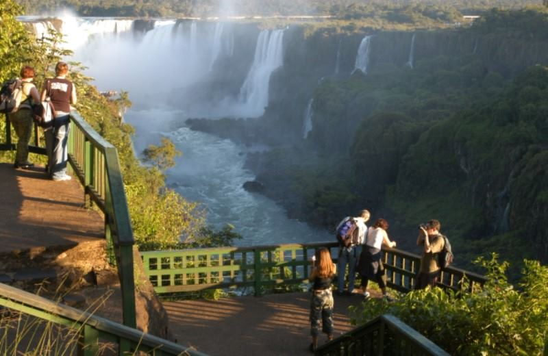 Patagonia Vacation Complete With Iguassu Falls
