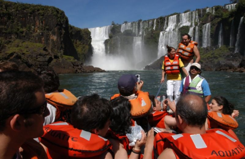 Patagonia Vacation Complete With Iguassu Falls