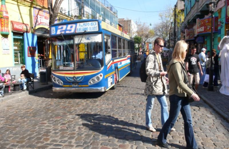 Buenos Aires With Touristic Bus To Iguassu