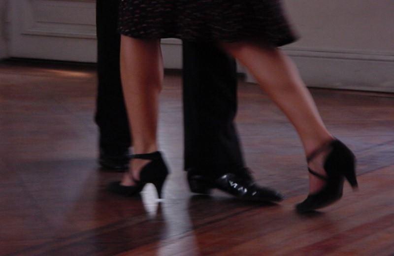 Aulas Grupais De Tango Em Buenos Aires
