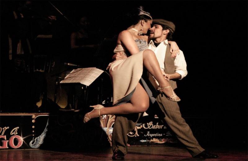 Sabor A Tango Show