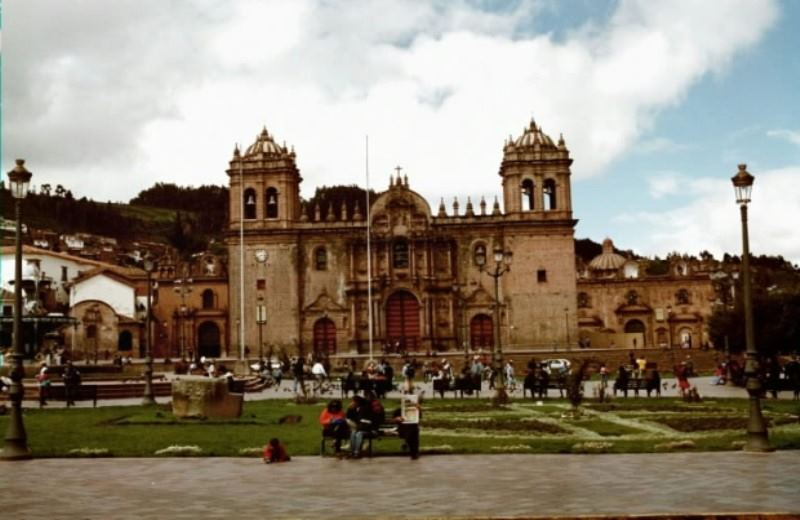 City Tour Peatonal Cuzco