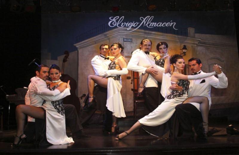 Show De Tango El Viejo Almacen