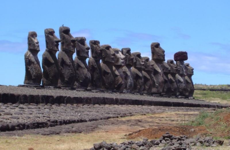 CLASSIC EASTER ISLAND