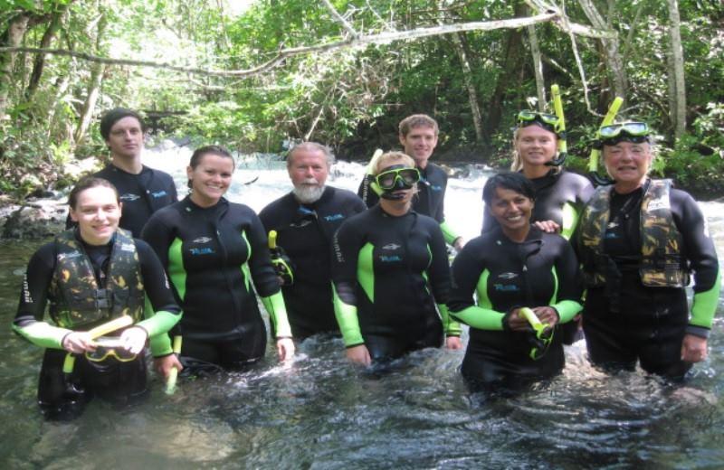 Snorkeling Rio Da Prata Tour