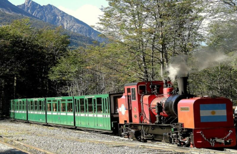 End Of The World Train - Day Tours City Tour In Ushuaia ...