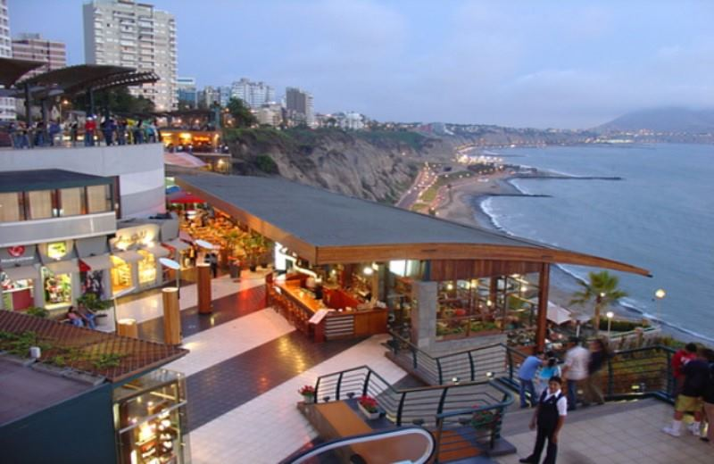LIMA AND ITS CHARMS
