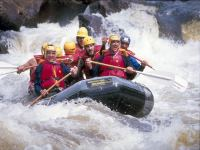 RAFTING RIO MANSO INFERIOR FAMILIAR