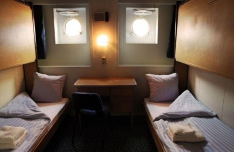 Crucero Por Peninsula Antartica- Campamento Base Ortelius