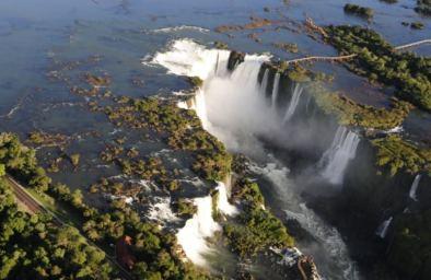 Vuelo En Helicóptero En Iguazu