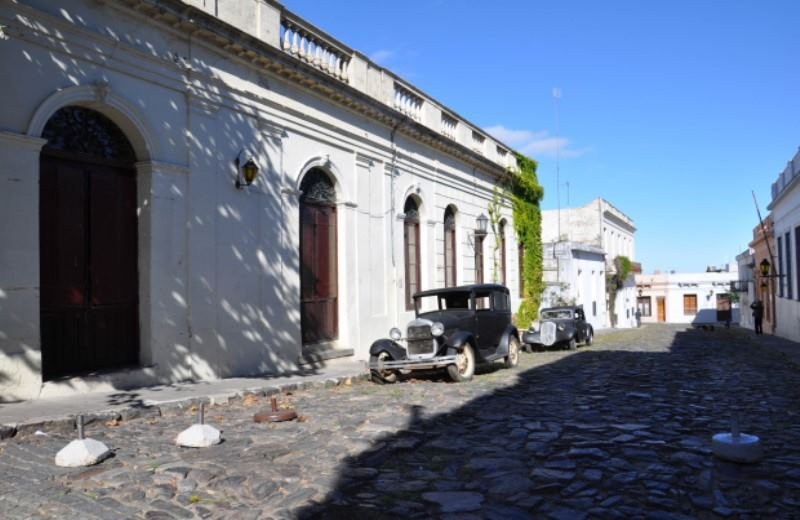 Day trip to Colonia from Buenos Aires by Ferry