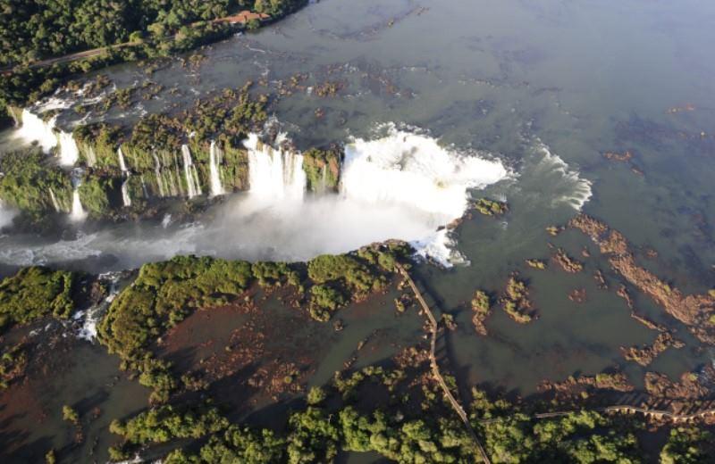BUENOS AIRES WITH IGUASSU FALLS