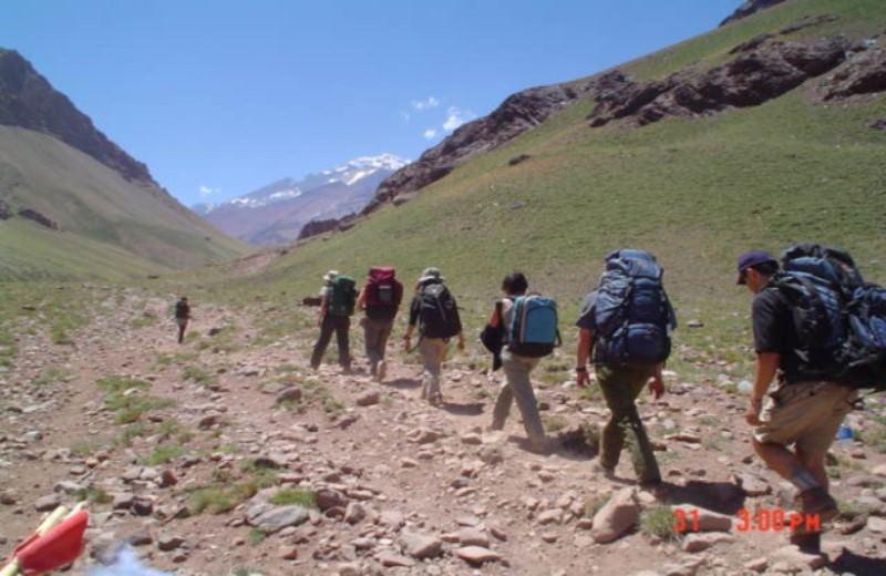 Trekking & Rappelling Half Day