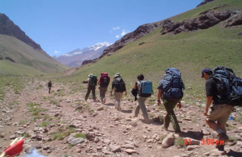 Trekking Et Rapel Demi Journee
