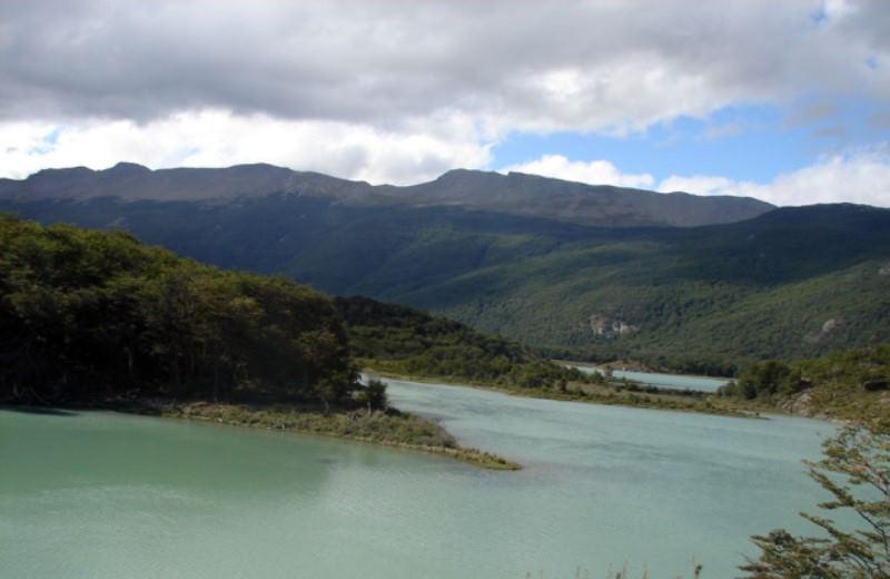 Encuentro Con Castores Y Laguna Esmeralda
