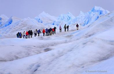 Mini Trek Au Glacier Perito Moreno