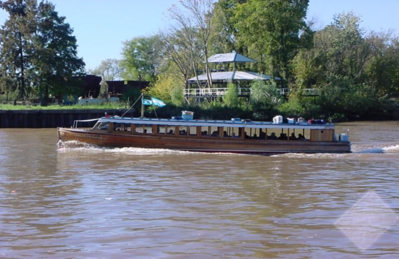 Tigre Delta With Boat Trip