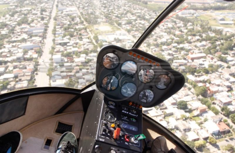 Heli Tour Buenos Aires 30 Minutes