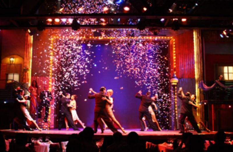 Madero Tango Show E Vip