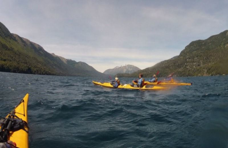 Kayak And Trekking In Lake Mascardi And Tronador Hill - 4 Days