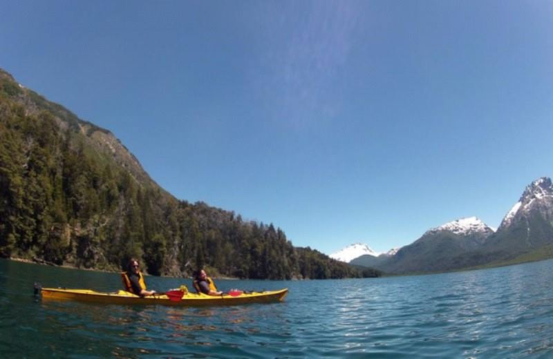 Kayak And Trekking On Lake Mascardi - Full Day