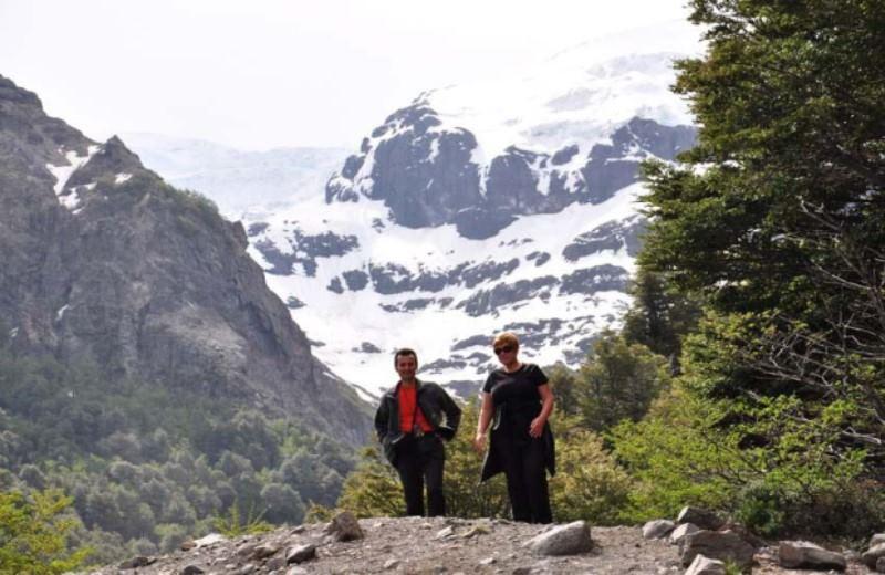 Montañas Y Glaciares Del Tronador