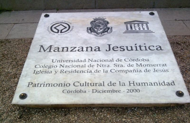 Cordoba City And Jesuits Legacy