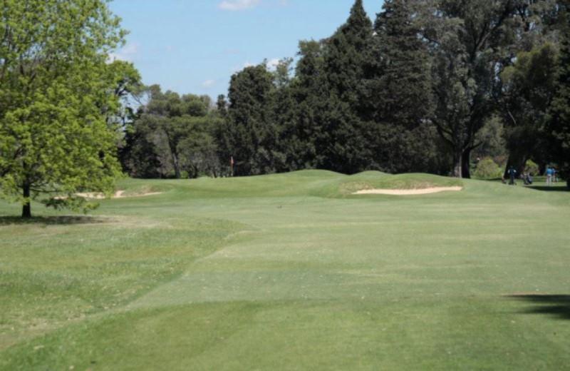 Dia De Golf Em Buenos Aires