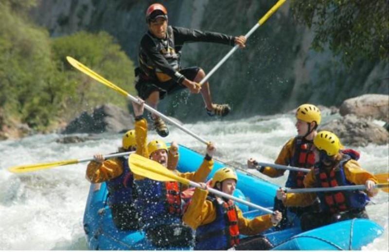 Rafting In Salta