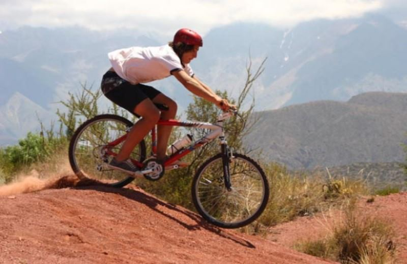 Mountain Bike Del Valle