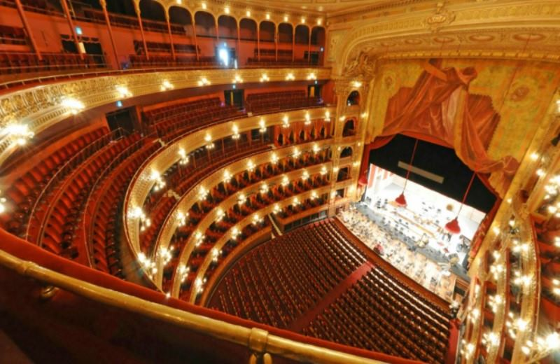 Philharmonic Orchestra Of Buenos Aires At The Teatro Colon